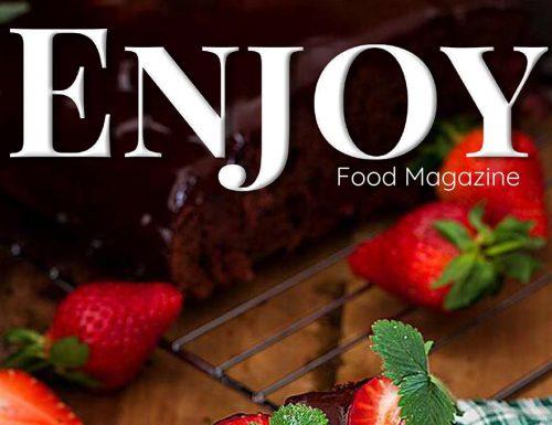 Enjoy Food Magazine n°15: tutti pazzi per il cioccolato!