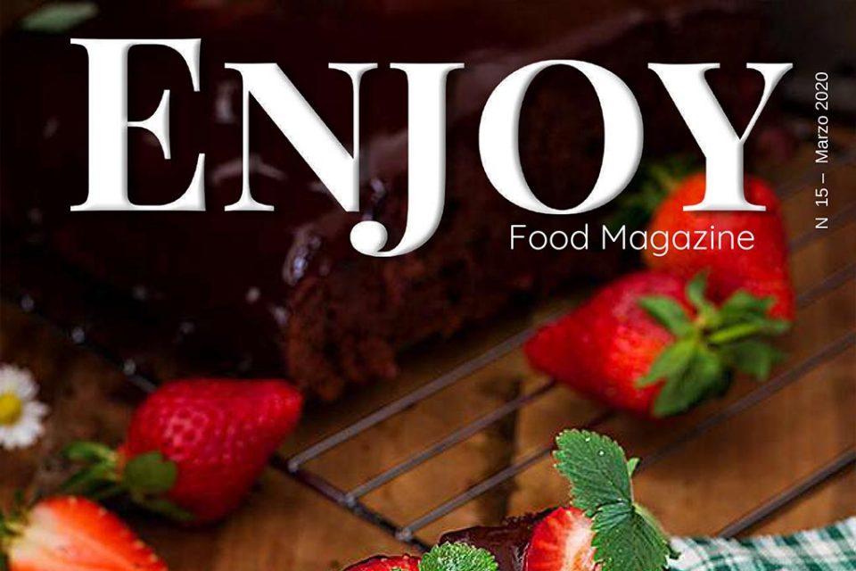 enjoy food copertina marzo 2020