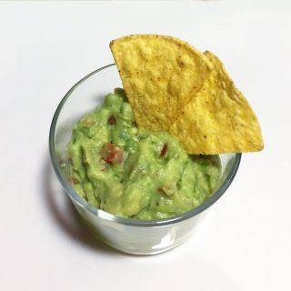 salsa guacamole ricetta semplice