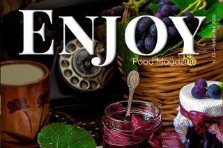 Enjoy Food Magazine N°13- conserve