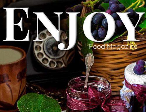 Enjoy Food Magazine n°13: è ora di conserve!
