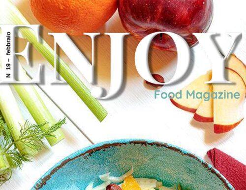 Enjoy Food Magazine n°19: ricette light per tutti