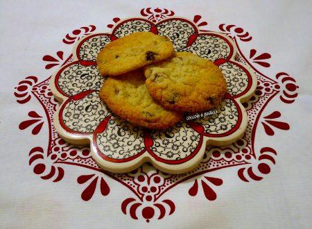 coconut chocolate cookies – Laura Vitale SENZA GLUTINE