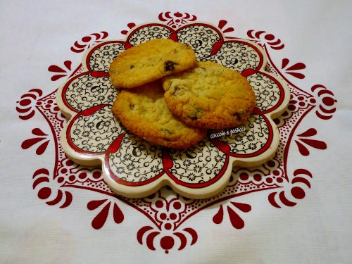 coconut chocolate cookies – Laura Vitale SENZA GLUTINE