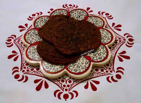 nutella cookies – Laura Vitale SENZA GLUTINE