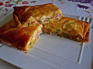 torta salata prosciutto e zucchine_1