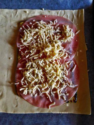 torta salata prosciutto e zucchine_2