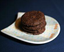 Triple chocolate cookies – Laura Vitale SENZA GLUTINE