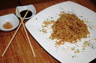 Con i Noodles Buitoni, assoporiamo la magia dell'Oriente