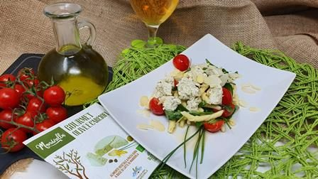 Alimenti vegetali con la Fattoria della Mandorla