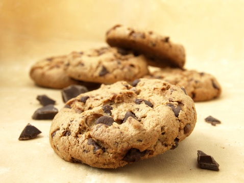 Cookies senza lattosio