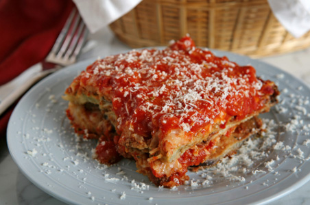 Melanzane alla parmigiana (ricetta napoletana)
