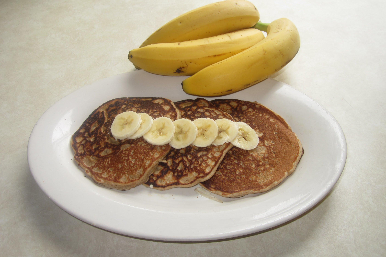 Pancake di banana (senza farina)