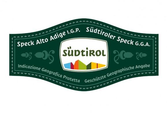 Logo nuovo Speck Alto Adige IGP