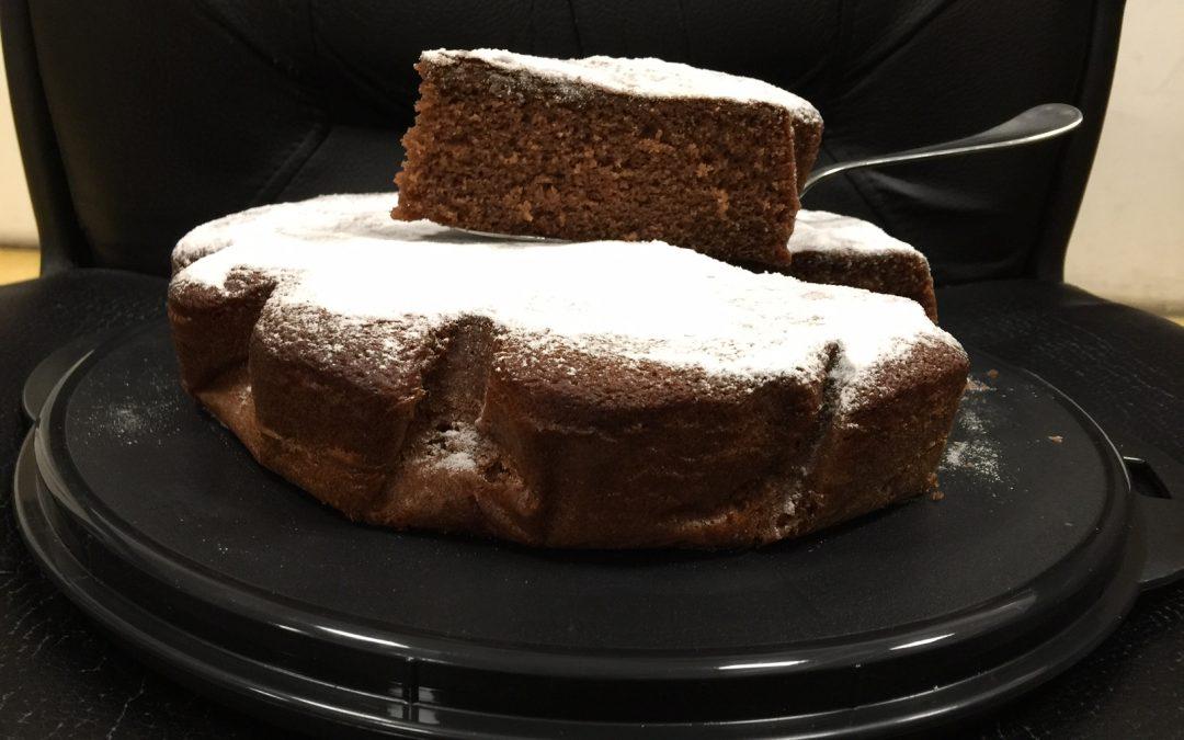Ricetta torta nutella senza glutine