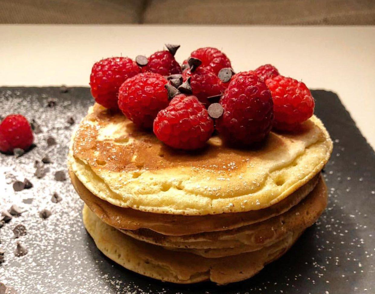 Ricetta Pancake Nella Bottiglia.Pancake La Ricetta Nella Bottiglia Colleghe Al Forno