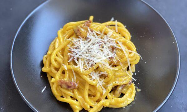 Carbonara la ricetta classica
