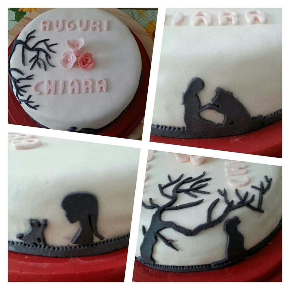 Torta 22esimo compleanno