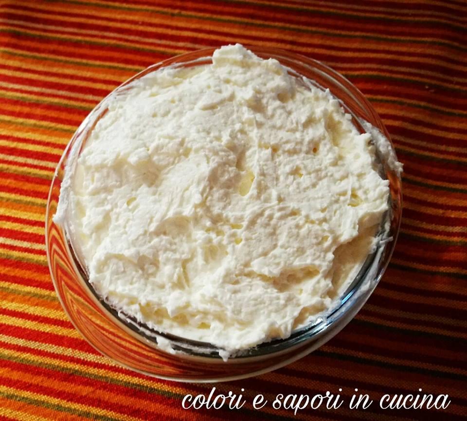 Crema mascarpone e cocco