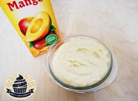 Crema al mango