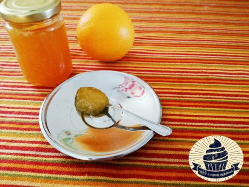 Confettura di arance