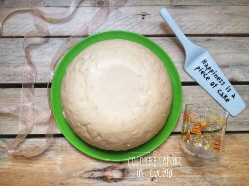 Panettone milk pan, con glassa golosa