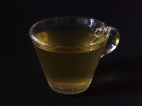 Tisana allo zenzero, con limone e miele