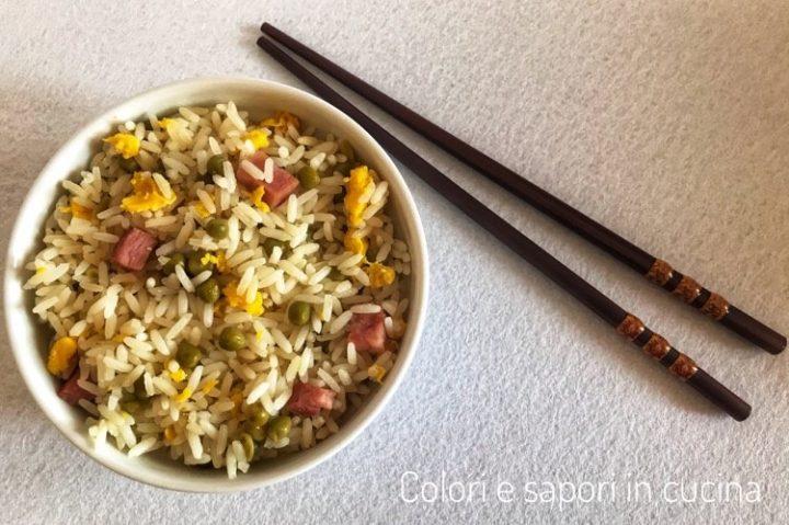riso alla cantonese