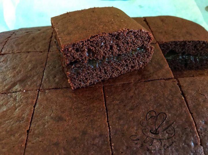 torta al mascarpone al cioccolato