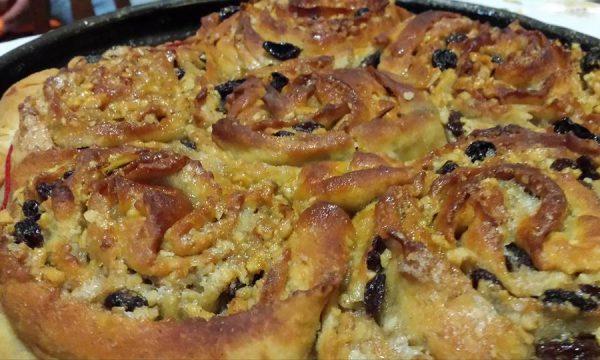 Pitta'nchiusa calabrese versione dolce
