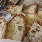 Panfiore ai semi misti con esubero di pasta madre solida