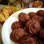 Pasta frolla montata al cioccolato vegana