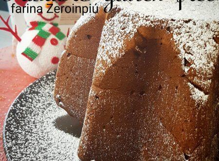 Pandoro gluten free farina Zeroinpiù