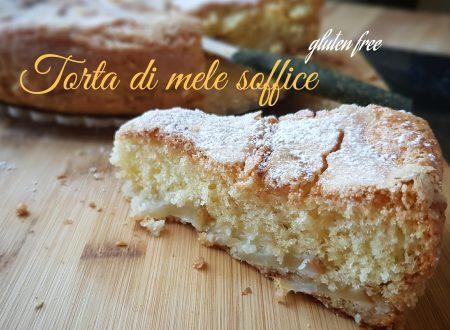 Torta di mele soffice gluten free