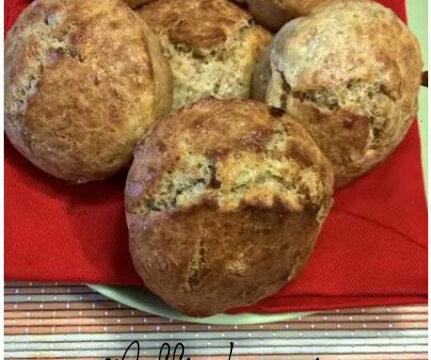 Muffin al tonno. Ricetta facile e veloce per portare in tavola leggerezza e gusto.