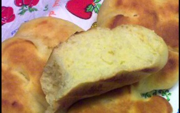 Panini morbidi con le patate. Per feste, merenda, e/o  gite