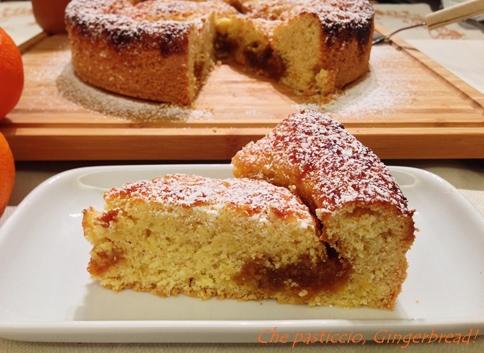 Torta di marmellata di nonna Tona