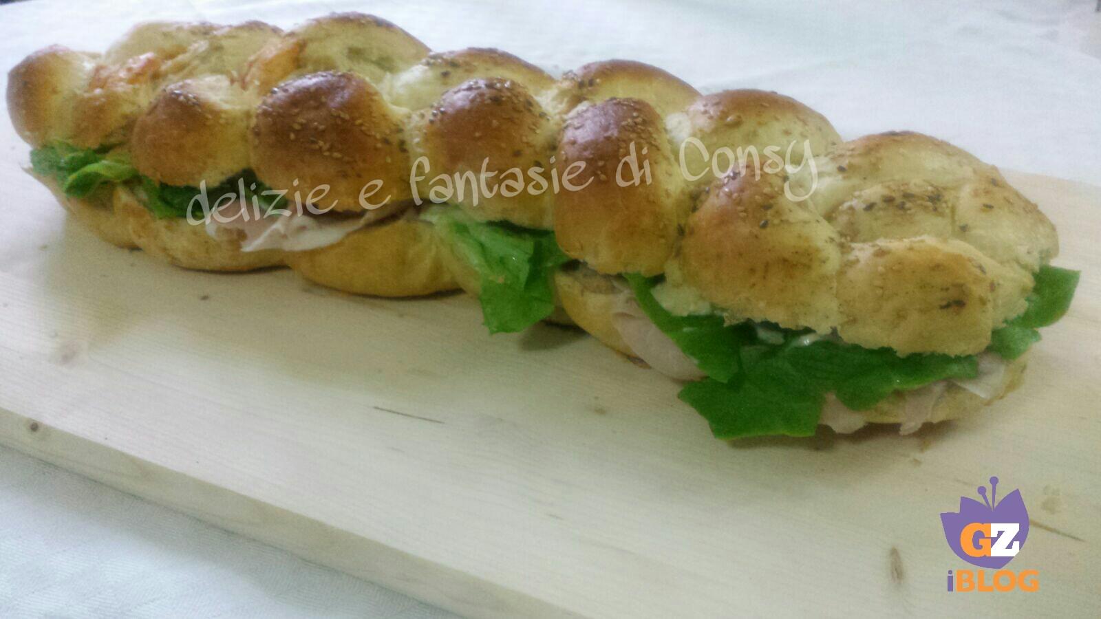 Pan brioche rustico bimby