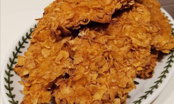 Corn chicken
