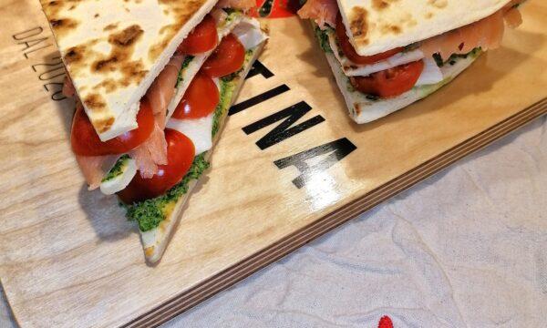 Piadi Club Sandwich – Fumaiolo