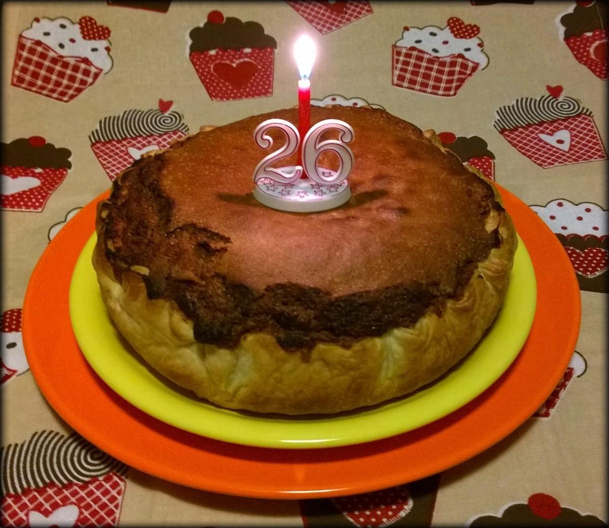 Il mio grosso grasso compleanno greco (torta greca)