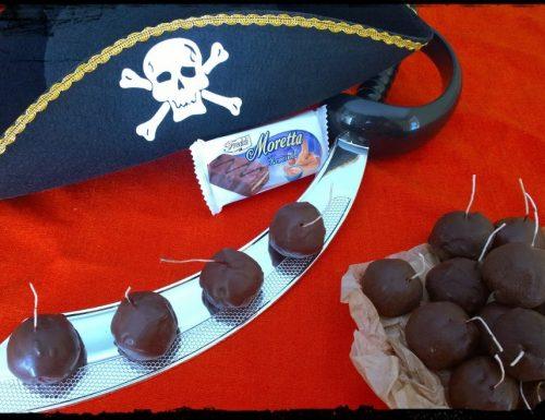 Bon-Bomb: palle di cannone al cioccolato