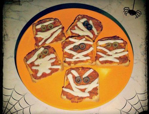 Pizzette mummificate