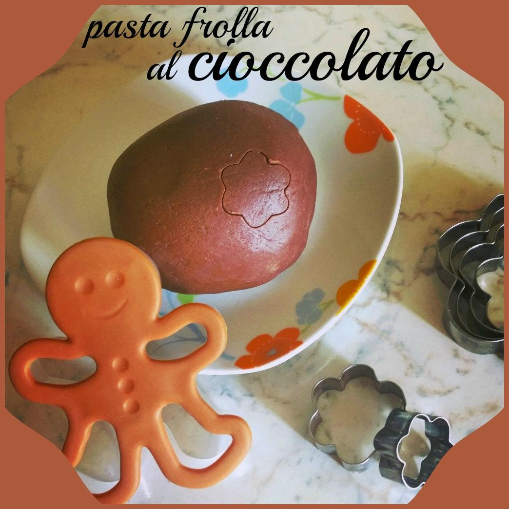 Pasta frolla al cioccolato