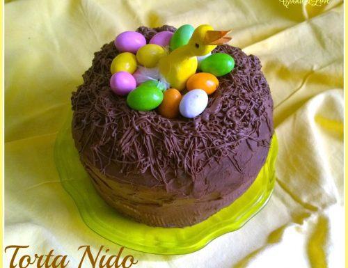 Torta nido (in meno di 20 minuti)