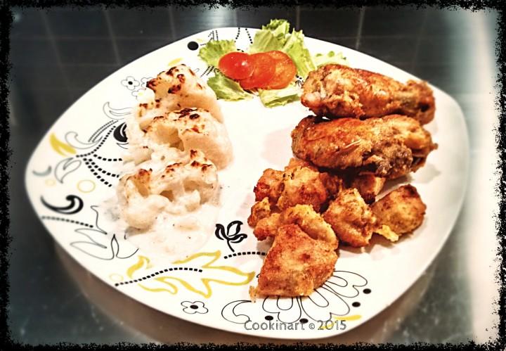 Bocconcini di pollo leggeri - Chicken nuggets light