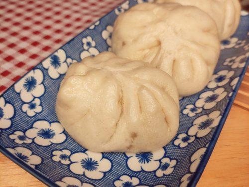 Baozi – Panini ripieni di carne
