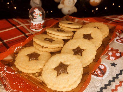 Biscotti di Natale (senza lattosio)