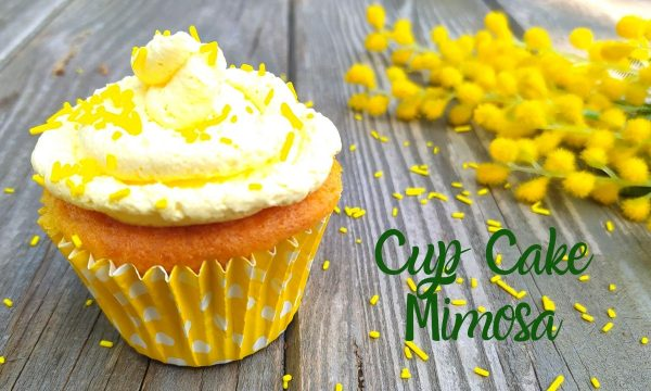 Cup Cake Mimosa