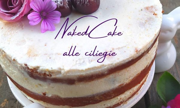Naked Cake alle ciliegie
